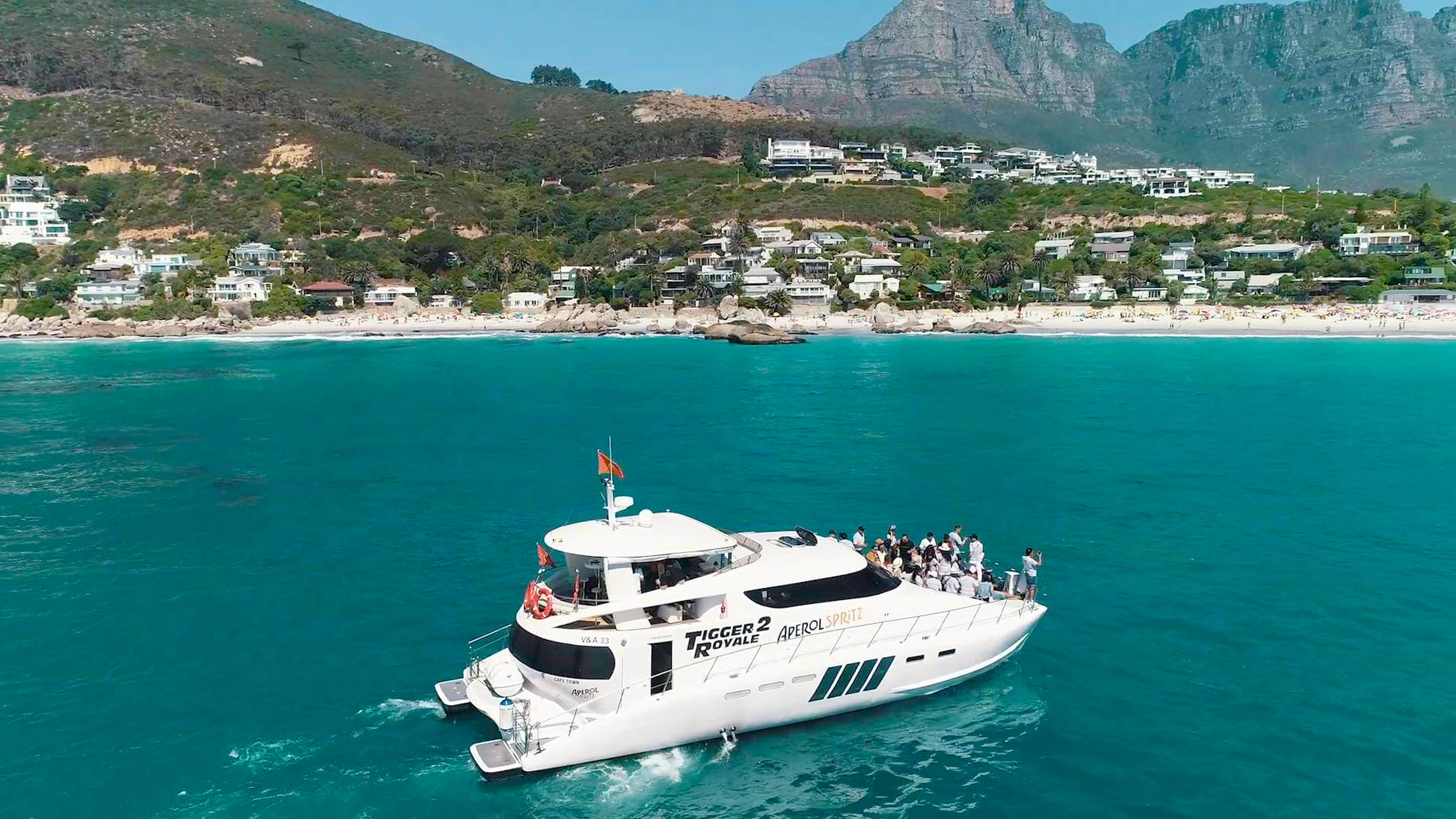 Yacht Hire Cape Town - Luxurious Motor and Sailing Yachts - V&A Waterfront